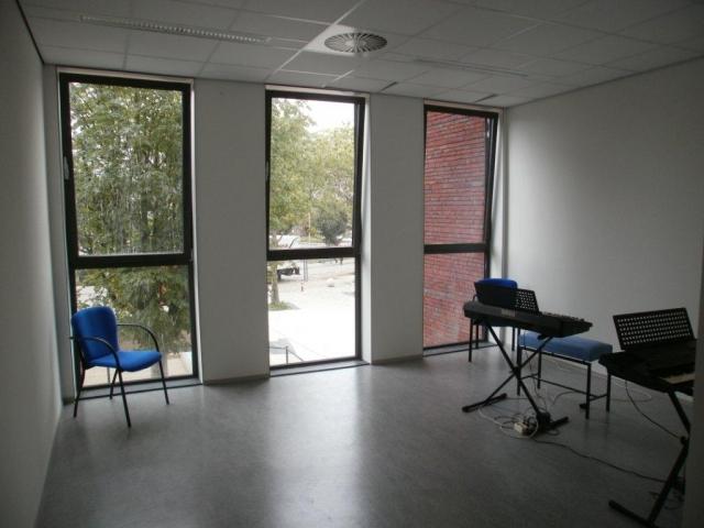 Kleine muziekzaal